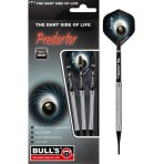 Soft Dartpfeil Set - Bulls Predartor Wave Grip