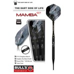 Soft Dartpfeil Set Bulls - Mamba `97 Slim-Shark Grip M1