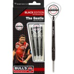 Soft Dartpfeil Set - Bull's Mensur Suljovic Black-Edition Softdarts 90% Tungsten