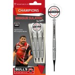 Soft Dartpfeil Set - Bulls Team Champions Darts Mensur Suljovic