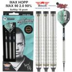 Soft Dartpfeil Set Bulls - Max Hopp Max90 2.0