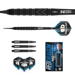 Soft Dartpfeil Set Red Dragon - Gerwyn Price Back to Black