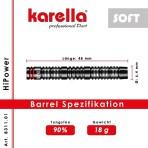 Soft Dartpfeil Karella - HiPower