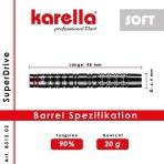 Soft Dartpfeil Karella - SuperDrive