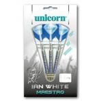 Soft Dartpfeil Unicorn - Maestro Premier Natural Ian White
