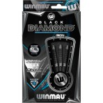 Soft Dartpfeil Set Winmau - Black Diamond
