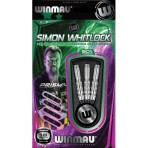 "Soft Dartpfeil Set Winmau - Simon Whitlock ""The Wizard"" Silver"