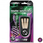 "Soft Dartpfeil Set - Winmau Simon Whitlock Brass ""The Wizard"" Messing"