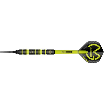 Soft Dartpfeil Set - Winmau Michael van Gerwen Ambition