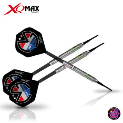 "Soft Dartpfeil Set - XQMAX Michael van Gerwen ""Mighty Generation III"""