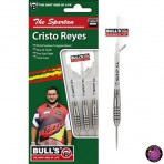 "Stahl Dartpfeil Set - Bull's Champions Christo ""The Spartan"" Reyes"