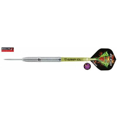 Steel Dartpfeil Set - BULL'S Champions Kevin Münch Generation II Steel Dart
