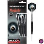 Stahl Darts Dartpfeil Set - Bulls Predartor C Grip