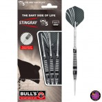 Stahl Darts Dartpfeil Set - Bulls Stingray B5 ST2