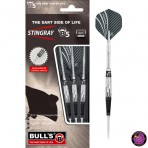 Stahl Darts Dartpfeil Set - Bulls Stingray B5 ST3