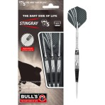 Steel Dartpfeil Set Bulls - Stingray B5 ST3