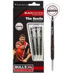 Steel Dartpfeil Set Bulls - Champions Mensur Suljovic Black-Edition