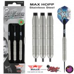 Steel Dartpfeil Set Bulls - Max Hopp Stainless