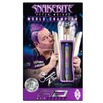 Steel Dartpfeil Set Red Dragon - Peter Wright Snakebite Mamba Rainbow