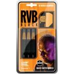 Steel Dartpfeil Set Target - Raymond van Barneveld Black Brass