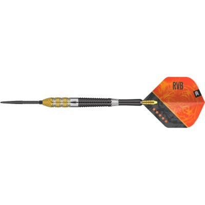 Steel Dartpfeil Set Target - Raymond van Barneveld RVB95 G4 Swiss Point