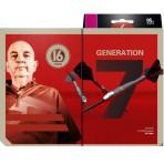 Steel Dartpfeil Set Target - Phil Taylor Power 9Five Gen 7