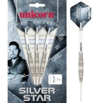 Steel Dartpfeil Set Unicorn - Silver Star Jelle Klaasen