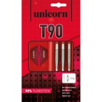 Steel Dartpfeil Set Unicorn - Core XL T90 Style 2