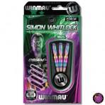 """Steel Dartpfeil Set - Winmau Simon Whitlock """"The Wizard"""" Urban"""