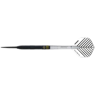 Steel Dartpfeil Set Winmau - Daryl Gurney Black Spezial Edition
