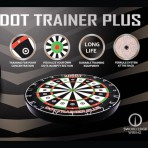 Dartboard Bristle One80 DOT Trainer Plus