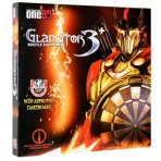 Dartboard Bristle One80 Gladiator 3 Plus