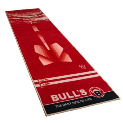Dartteppich Bulls Carpet Mat 180 - rot