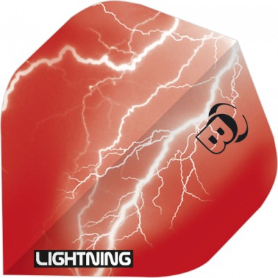 Bulls Lightning Flight Standard - Rot