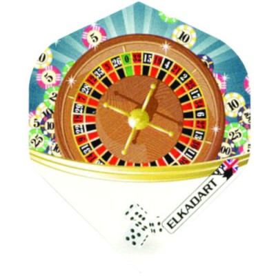 Elkadart 100 Micron Flight Standard - Roulette Wheel