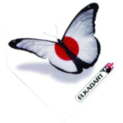 Elkadart 100 Micron Flight Standard - Butterfly Japan
