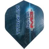 Polyester Flight extra strong Empire M3 Standard - Titanium