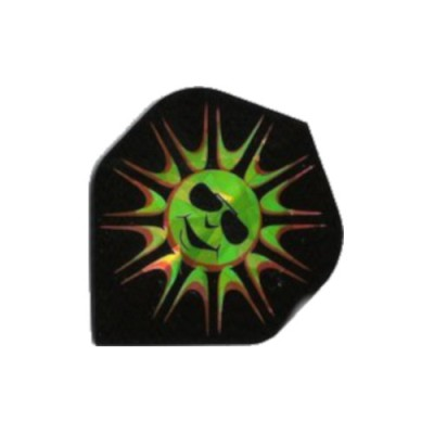 Metallic 2D Flight Standard - Sonne