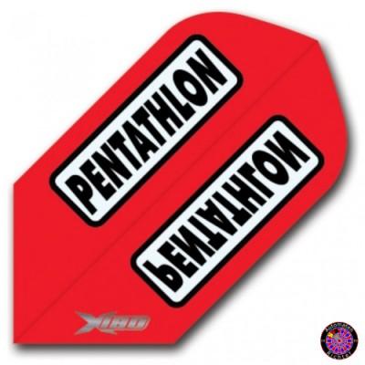 Pentathlon X180 Flight Slim - Rot