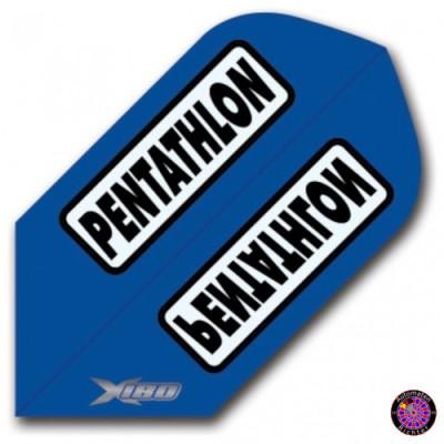 Pentathlon X180 Flight Slim - Blau