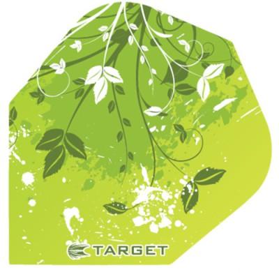 Target Pro 100 Flight Standard Oriental Flower - Grün