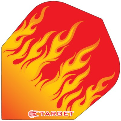 Target Vision Flight Standard Flammen - Rot