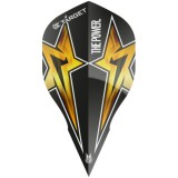 Target Phil Taylor Power Star Black Edge G3 Flight