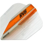 Target Vision Ultra Flight - RVB White-Orange No6