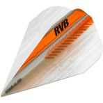Target Vision Ultra Flight - RVB White-Orange Vapor