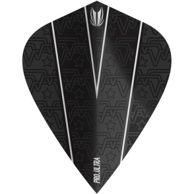 Target Pro Ultra Flight - Rob Cross Black Pixel Kite