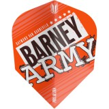 Target Pro Ultra Flight - Barney Army Orange NO6
