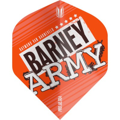 Target Pro Ultra Flight - Barney Army Orange NO2