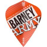 Target Pro Ultra Flight - Barney Army Orange Kite