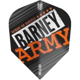 Target Pro Ultra Flight - Barney Army Black NO6